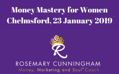 Money Mastery in Chelmsford January 23