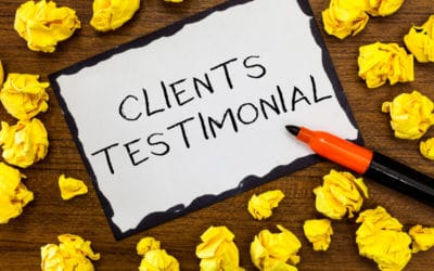 How to get a great testimonial!